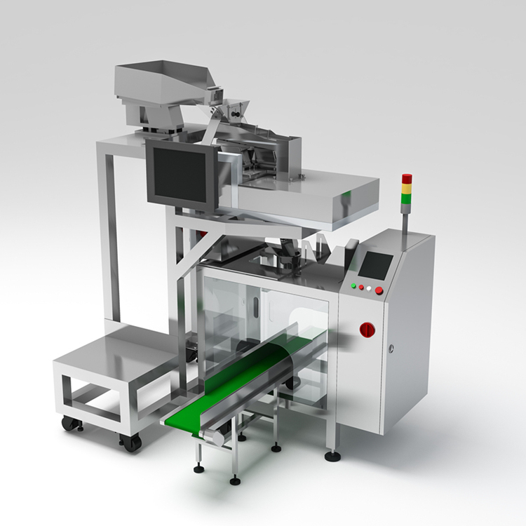 Tablet Vision Counting Packaging Machine