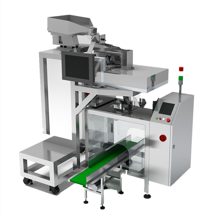 small parts counting & packaging machine