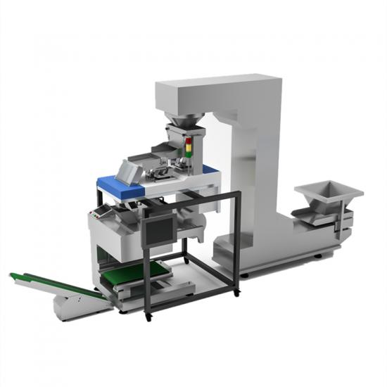 Wire Terminals Vision Counting and Packaging Machine